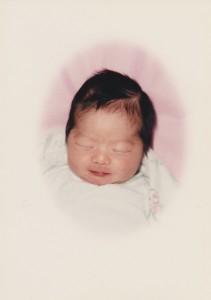 mayu newborn