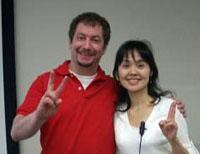 2007.4チャンポン丸善イベントwithマイケル