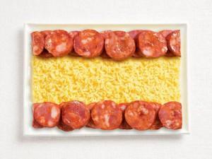 spain-national-flag-made-food15