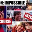 バイリンガールチカさんのTom Cruiseインタビュー