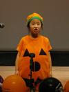 The Giant Pumpkin Talks 大きなかぼちゃがしゃべったら